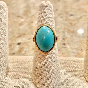 Silpada Coastal Color Ring